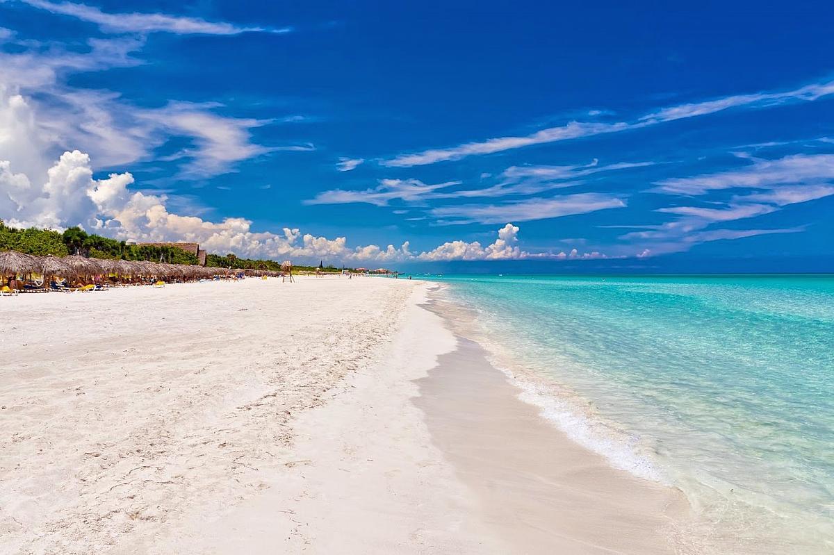 Куба красивые фото пляжей